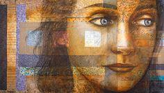 Artodyssey: Christine Peloquin   COLLAGE