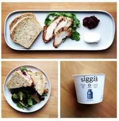siggis's yogurt, photo montage for facebook.