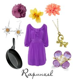 Rapunzel from Character Inspired Style