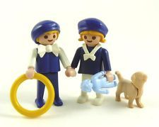 VICTORIAN CHILDREN / BOY & GIRL FIGURES for Mansion House Nursery Playmobil
