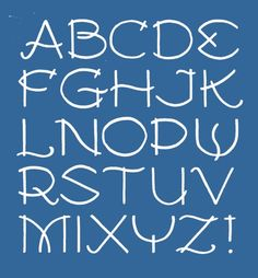 Fonts of Amsterdam