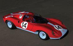Ferrari 206 S Dino Spyder 1966