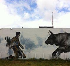 EVOCA1 http://www.widewalls.ch/artist/evoca-1/ #murals #street #art #urban #art