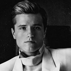 Finnick Odair- the one who is tough on the outside and ...