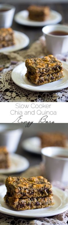 Slow Cooker Quinoa E