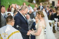 Photo Credit: Chris Carter Photography #Ceremony #JustMarried #Wedding