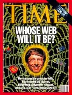 TIME Magazine Cover: Bill Gates - Sep. 16, 1996