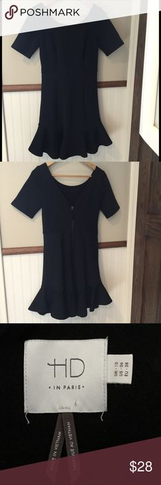 🆕 NWOT Anthropologie Black Dress 🆕 NWOT Anthropologie Black Dress - open to offers Anthropologie Dresses
