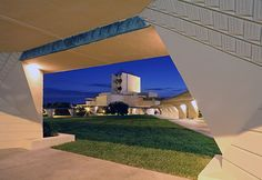 """Florida Southern College's long-hidden treasure trove of Frank Lloyd Wright buildings—the largest single-site collection of the architect's work in the world—is ready for a new dawn. Known collectively as """"Child of the Sun,"""""""