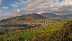 Voss, Norway: Home of my 2nd great grandparents, Lars Aadson and Ingeborg Tesdal Larsdatter. http://www.dyvik.net/PGbilder/DIV/VossGOPR0400.jpg
