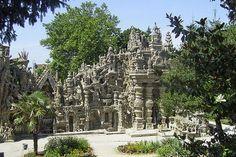 Un air de Cambodge... au Palais Idéal de Facteur Cheval (Drôme)