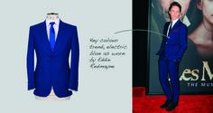 The Electric Blue Suit!