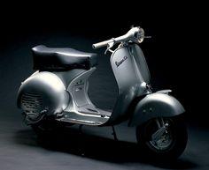 1955 : Vespa 150 GS - Performance et confort