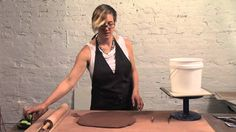 How to Make a Bisque Hump Mold with a Bucket | RADASCH