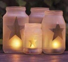 9 Easy-to-Make Garden Luminaries
