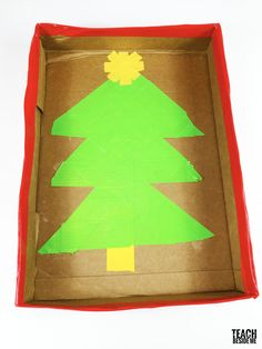 Homemade Christmas Marble Game – Teach Beside Me Marble Games, Duct Tape, Homemade Christmas, Crafts, Art, Art Background, Manualidades, Tape, Kunst