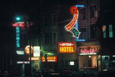 """""""Terminal City"""": Extraordinary Photos Of Vancouver From 1972 to 1982 Greg Girard photographed Vancouver Canada his home town. Before Expo 86 when the money moved in Vancouver was a working-class port city of cheap hotels greasy diners and neon. Hong Kong Cafe, Canada, East Village, Pictures Of People, Cheap Hotels, Lomography, Skateboarding, Street Photography, Film Photography"""