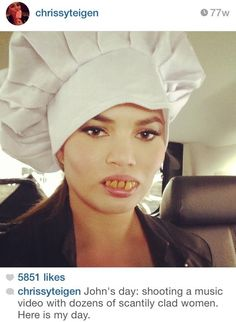 29 Signs That Chrissy Teigen Is Your Spirit Animal