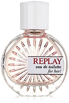 Replay Woman femme / woman, Eau de Toilette, Vaporisateur / Spray, 40 ml: Amazon.de: Beauty Replay, Perfume Bottles, Beauty, Eau De Toilette, Spray Bottle, Toilets, Woman, Beleza, Perfume Bottle