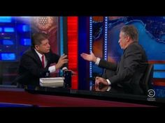 COMPLETE INTERVIEW: Jon Stewart Interviewes judge Andrew Napolitano On The daily show