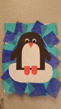 P is for penguin preschool craft Winter Crafts For Toddlers, Animal Crafts For Kids, Kindergarten Crafts, Preschool Crafts, Winter Thema, Artic Animals, Penguin Craft, Habitats, Homeschool
