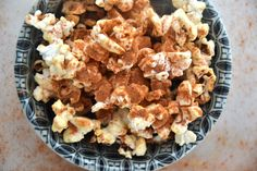 Popcorn can get unhealthy really quickly when it's drenched in fake butter at the movie theater, but you can make your own healthy snack without the added...