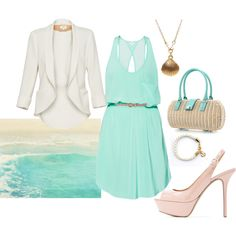 Turquoise..love it!