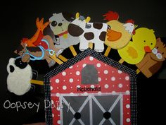 This craft is so cute and easy! Old McDonald   Oopsey Daisy