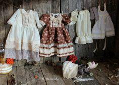 Купить Рябинка текстильная интерьерная коллекционная кукла оберег на счастье - бежевый, коричневый, куклы, игрушки
