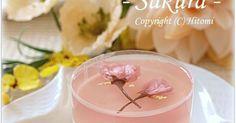 オーブンを使わない簡単な「桜スィーツ」です☆