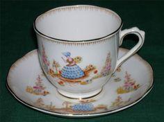 Vintage Royal Albert Dainty Dinah