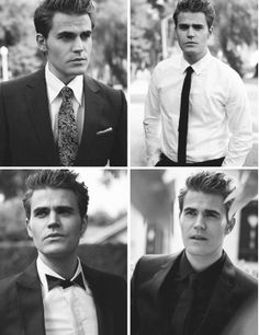 I don't watch The Vampire Diaries but YUMMM!!!