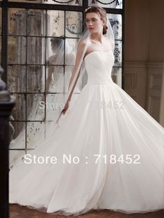 61cd315f4af Tulle Ball Gown with Lace-Up Back and Side Swags Style AI10012163