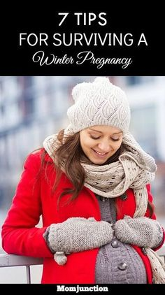 7 Ways To Survive A Winter Pregnancy