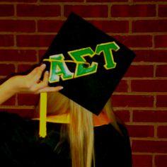 Graduation :) - SENIOR SISTERHOOD EVENT TO DECORATE CAPS
