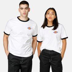 T-skjorte - Barksdale Junkyard x Dickies Polo Shirt, T Shirt, Polo Ralph Lauren, Unisex, Mens Tops, Fashion, Velvet, Scale Model, Supreme T Shirt
