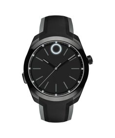Movado Bold Motion Black Bluetooth Unisex Smartwatch 3660002 Watch for sale online Smartwatch, Bluetooth, Stainless Steel Watch, Stainless Steel Bracelet, Breitling, Cartier, Rubber Watches, Watch Model, Inspirational Gifts