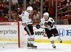 Photos: Blackhawks' goals in the playoffs -- Chicago Tribune- Kaner and Saad