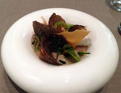 Truffle, chestnut at Grace in Chicago, IL