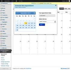 Appointzilla - Appointment Booking Plugin for Wordpress | Appointzilla