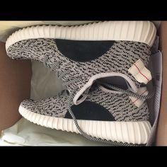 Yeezy boost 350 Brand new Yeezy boost 350 Turtle Dove Grey Yeezy Shoes Sneakers