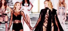 12 Amazing GIFS From the 2014 Victoria's Secret Fashion Show