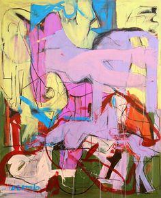 """Saatchi Art Artist Bruno Varatojo; Painting, """"Number 28"""" #art"""
