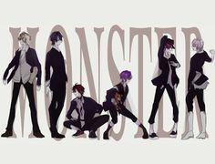 Diabolik Lovers- Shu, Reiji, Ayato, Kanato, Raito, and Subaru