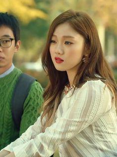 Lee Sung Kyung, Joo Hyuk, Korean Actresses, Asian Beauty, Dramas, Ootd, Japan, Actors, Random