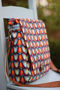 Der Rabe im Schlamm: Retrotasche - Taschenspieler 3