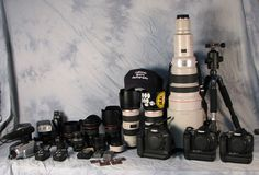 Sports Photography Equipment