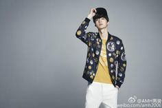 [Photo] 141216 AMH Weibo Update with Ahn Jae Hyun (@AAGBan) {1} #안재현