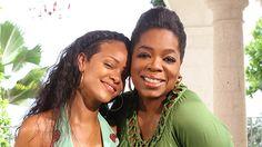 oprah & rihanna