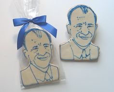 Custom Portrait Cookies Rolling Pin Productions